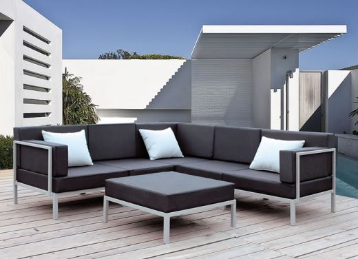 Teach you to choose the right outdoor furniture