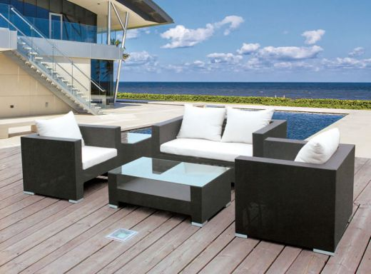 Outdoor furniture is the most comfortable wood